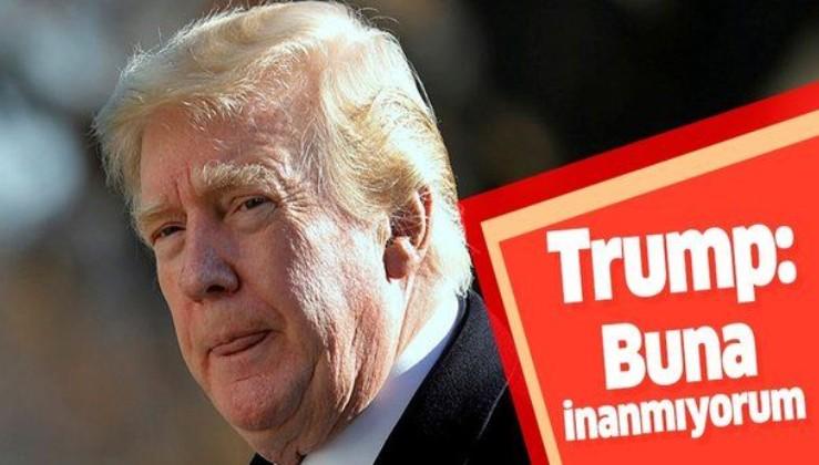 ABD Başkanı Donald Trump: Joe Biden 80 milyon oy almadı, buna inanmıyorum