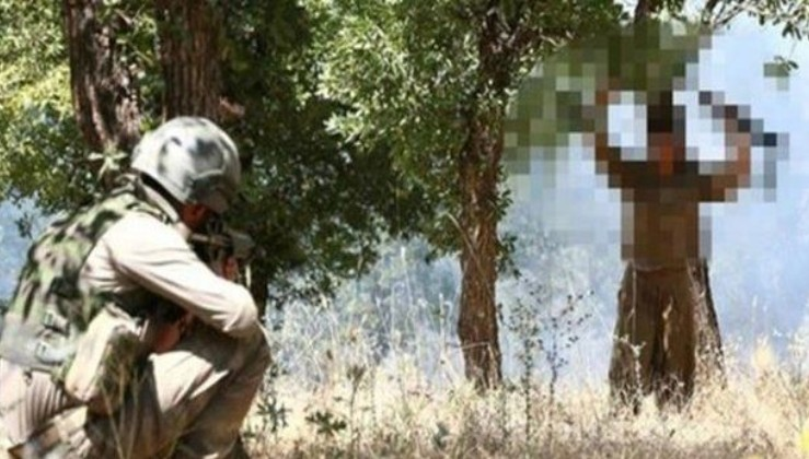İçişleri Bakanlığı duyurdu: İkna edilen PKK'lı 2 terörist teslim oldu