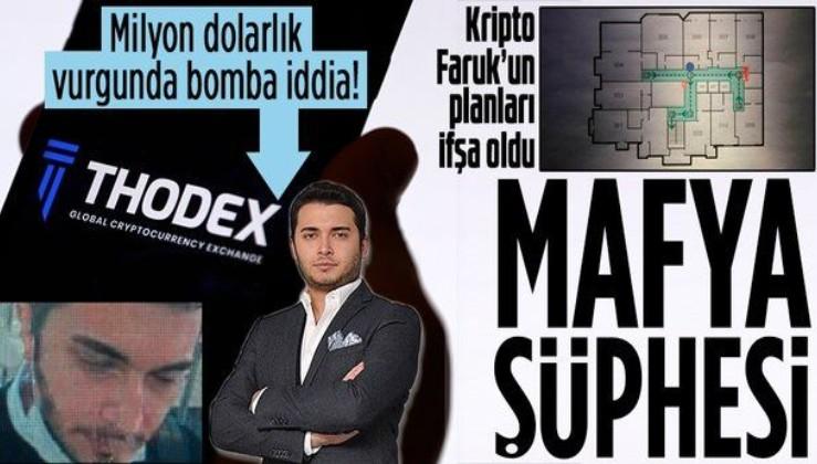 SON DAKİKA: Milyon dolarlık Thodex vurgununda mafya şüphesi!