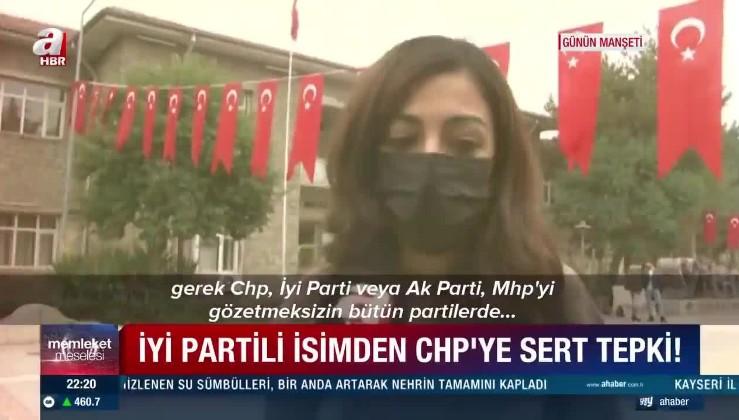 CHP'de art arda ayyuka çıkan 'cinsel taciz' skandallarına İYİ Partili Yalçınkaya'dan sert tepki!