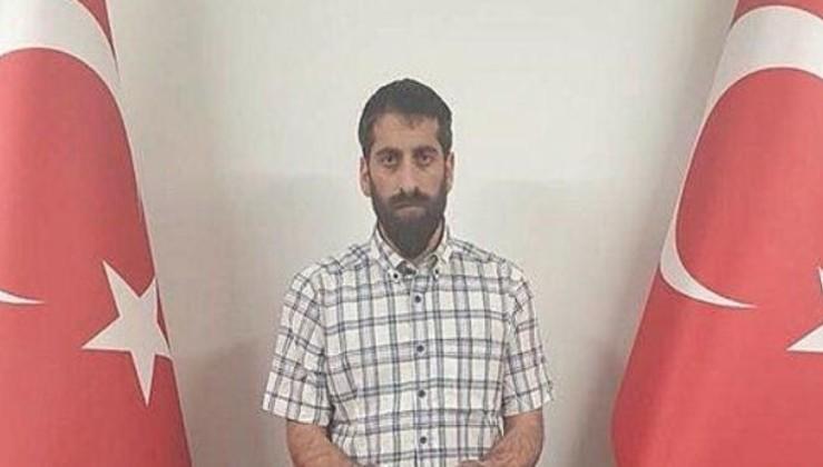 """Son dakika: MİT'in operasyonuyla Türkiye'ye getirilen """"Piro Karker"""" kod adlı Cimşit Demir Ağrı'da tutuklandı"""