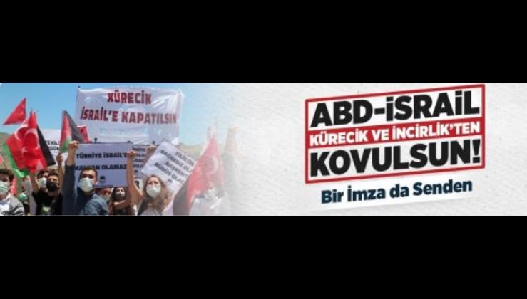 Kürecik ve İncirlik üsleri TSK kontrolüne alınsın #ABDaskeriTürkiyedenKovulsun kampanyası ses getirdi