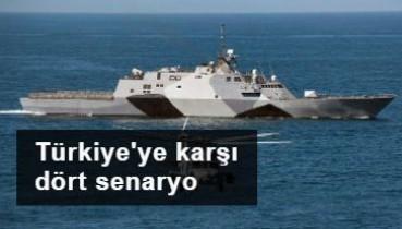 Yunanistan'dan Türkiye'nin Akdeniz'deki sondaj faaliyetlerine karşı dört 'caydırıcı' senaryo