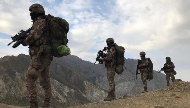 SON DAKİKA: Barış Pınarı bölgesinde 8 Fırat Kalkanı bölgesinde 1 PKK/YPG'li terörist etkisiz hale getirildi