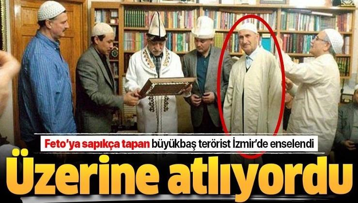 Son dakika: FETÖ firarisi Yusuf Bekmezci ve Akif Sarı İzmir'de yakalandı.
