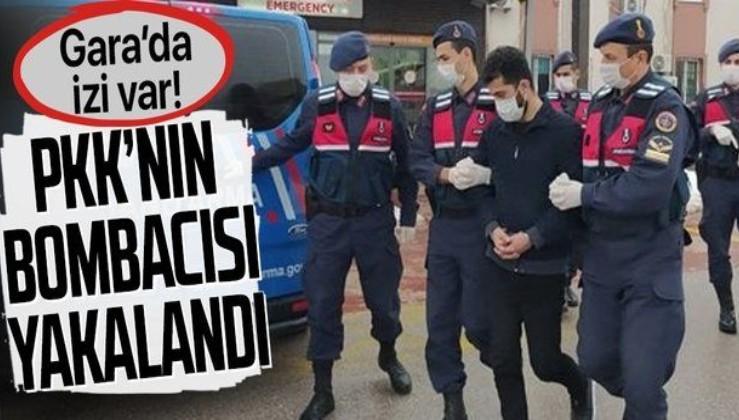 Son dakika: PKK'nın Kemal Pir kod adlı bombacısı Kocaeli'de yakalandı! Gara, Hakurk, ve Şemdinli'de faaliyet göstermiş