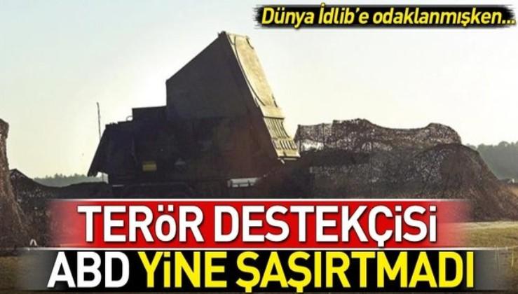 Terör destekçisi ABD'den PKK'ya dev destek