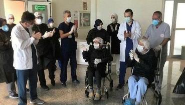 Manisa'da 87 yaşındaki 2 hasta koronavirüsü yendi