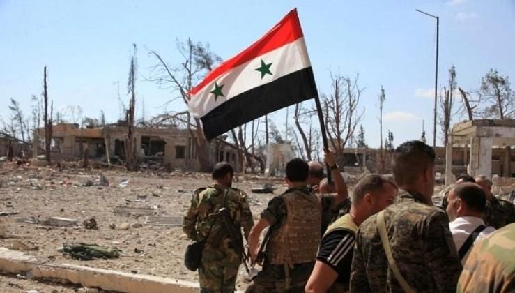 Suriye İdlib'de ateşkes ilan etti