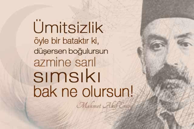 İstiklal şairi Mehmet Akif Ersoy vefatının 84. yılında anılıyor