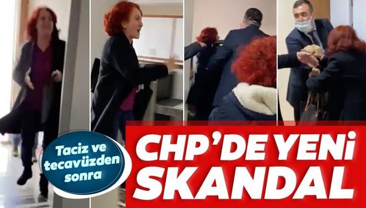 Son dakika: CHP'de taciz ve tecavüzden sonra şimdi de kadına şiddet skandalı