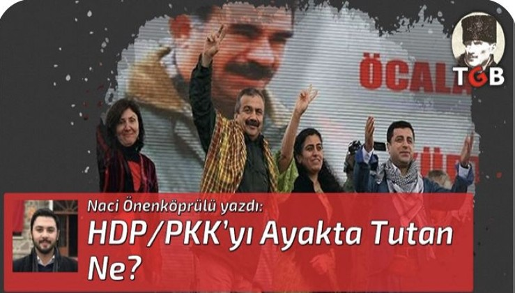 HDP/PKK'yı Ayakta Tutan Ne?