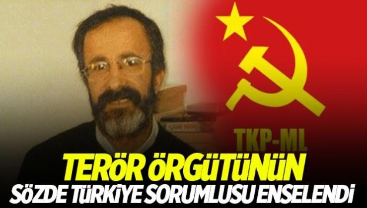 """Terör örgütü TKP/ML'nin Türkiye sorumlusu """"Kemal"""" kod adlı Nihat Konak yakalandı"""