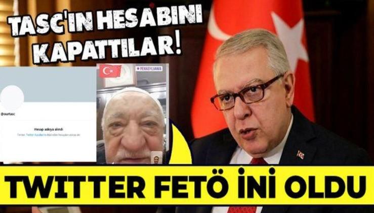 FETÖ'cülerin şikayetiyle Türk çatı kuruluşunun hesabını askıya alan Twitter'a Washington Büyükelçisi Serdar Kılıç tepki gösterdi