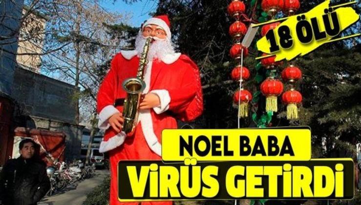 Belçikalı Noel Baba koronavirüs getirdi: Bakımevi ziyareti sonrası 18 ölü