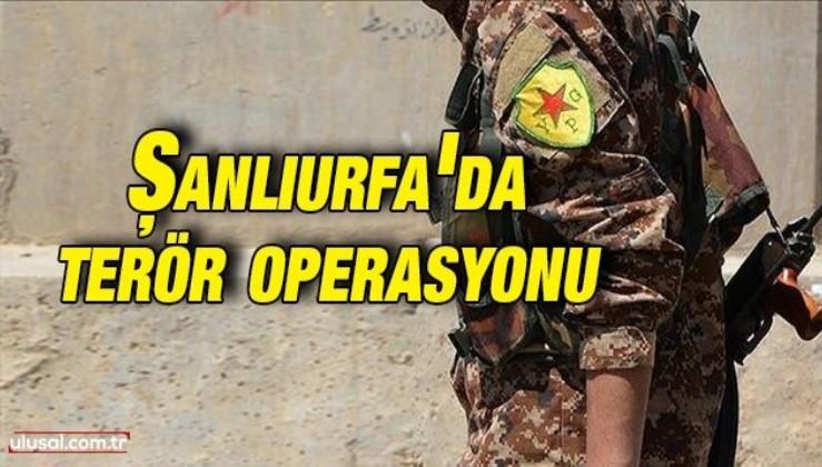 Şanlıurfa'da PKK/KCK/YPG operasyonu: 15 şüpheli tutuklandı