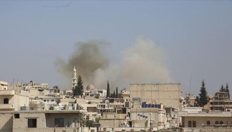 Son dakika: İdlib'deki saldırıyla ilgili provokatif paylaşımlara soruşturma.