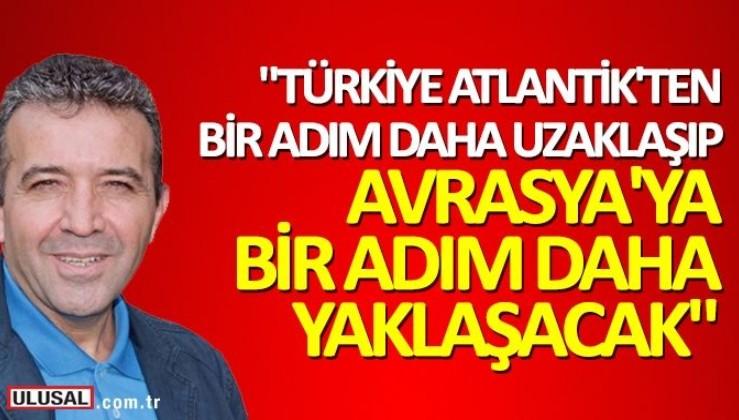 Abdullah Ağar'dan SU-57 ve SU-35 yorumu: Kısaca Türkiye Atlantik'ten bir adım daha uzaklaşıp Avrasya'ya bir adım daha yaklaşacak