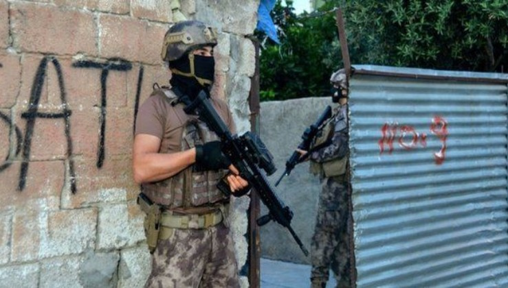 Adana'da terör örgütü DEAŞ'a operasyon! Yakalandı