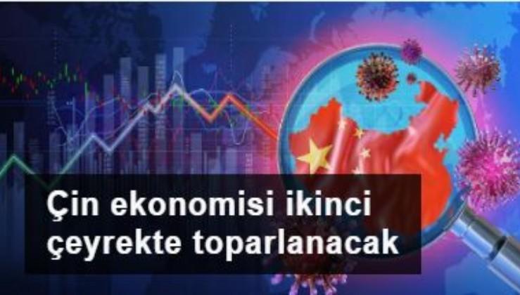 Çin ekonomisi ikinci çeyrekte toparlanacak