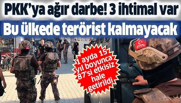 Son dakika: PKK/KCK'nın şehir yapılanmasına operasyon: 105 şüpheliden 89'unun yakalandı