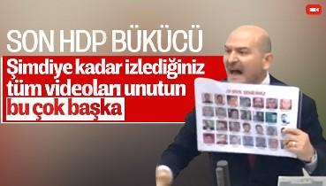 """Süleyman Soylu'dan HDPKK'lılara tokat gibi sözler: """"TERÖRLE MÜCADELEMİZ, EMPERYALİZME KARŞIDIR"""""""