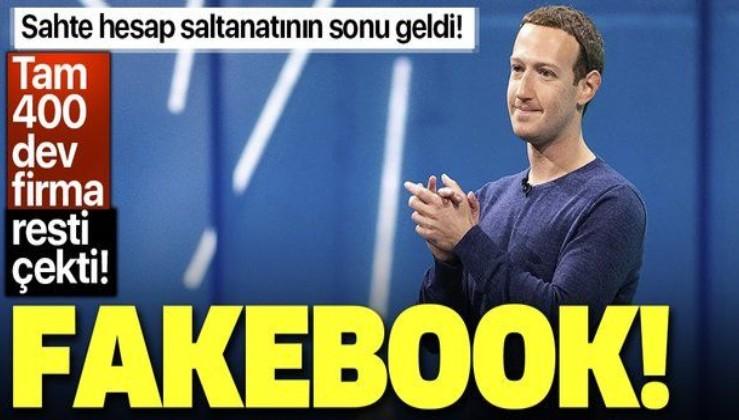 Bot hesaplarla servet kazanan Facebook'a reklam boykotu şoku! 400 firma reklamlarını kaldırdı