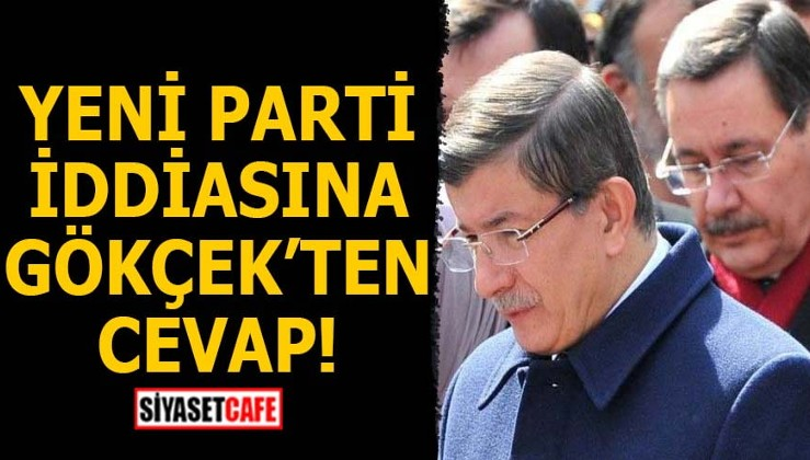 Gökçek'ten flaş Davutoğlu açıklaması