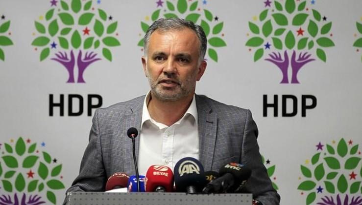 HDP'li Ayhan Bilgen savcılığa çağrıldı