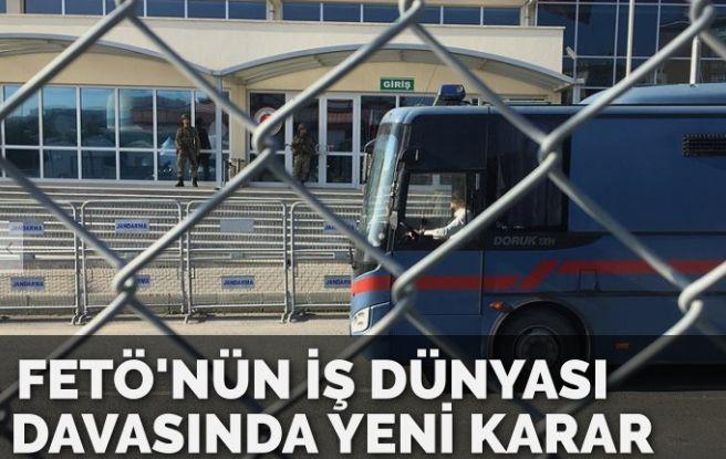 TUSKON davasında tutukluluğa devam! Mahkeme başkanından muhalefet şerhi