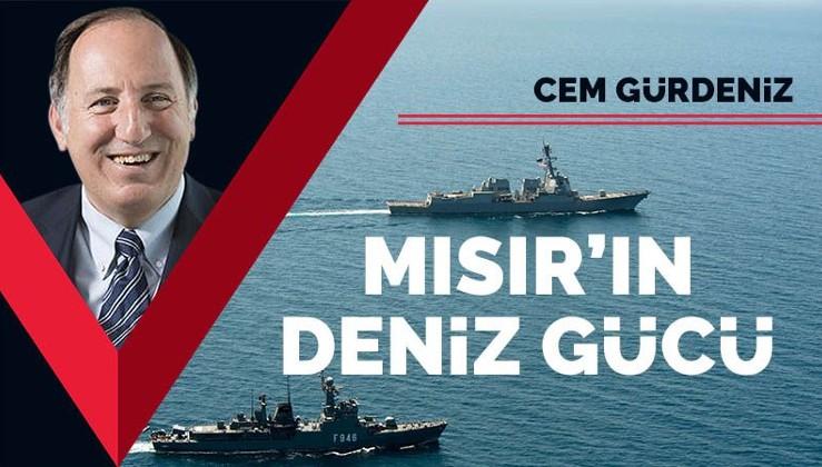 Mısır'ın deniz gücü