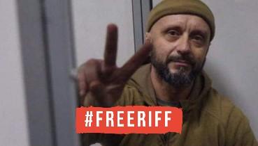 """#FreeRiff - Фронтмен гурту """"Бумбокс"""" підтримав Андрія Антоненка! (відео)"""