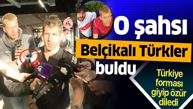 Emre Belözoğlu'na fırça tutan Corentin Siamang Türkiye'den özür diledi!.