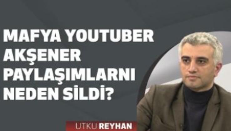 Mafya görünümlü Youtuber, Meral Akşener paylaşımlarını neden sildi?