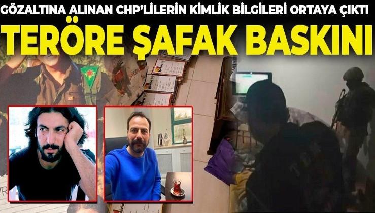 SON DAKİKA: İzmir merkezli 12 ilde terör örgütlerine şafak baskını: Çok sayıda şüpheli gözaltına alındı