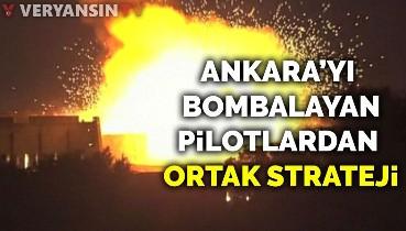 Ankara'yı bombalayan FETÖ'cü pilotlardan ortak strateji