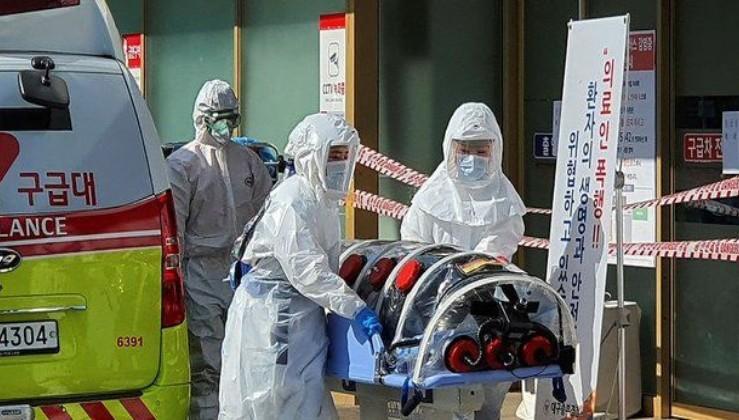 Son dakika: İngiltere'de koronavirüs bilançosu ağırlaşıyor! Son 24 saatte 596 yeni ölüm!