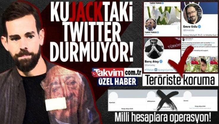 Dijital Diktatör Twitter'dan mavi tik operasyonu! Türkiye düşmanı ve PKK, FETÖ yanlısı kim varsa tiklediler!