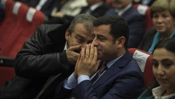 Demirtaş'ın cezası onandı: 4 yıl 8 ay hapis