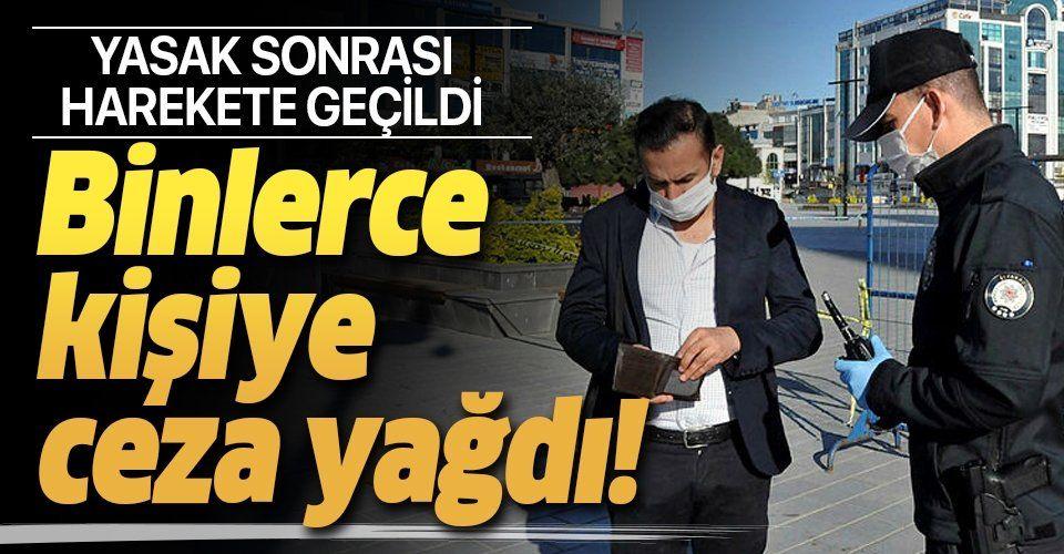 Son dakika: İçişleri Bakanlığı'ndan Türkiye genelinde denetim! Binlerce kişiye ceza yağdı