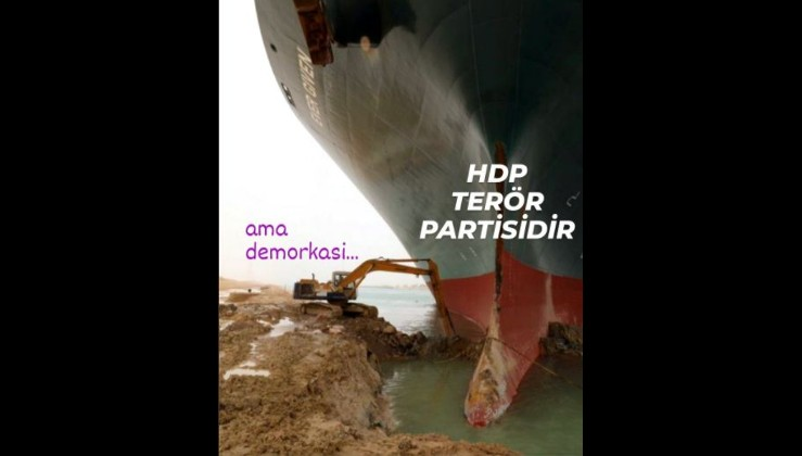 HDP'yi kurtarmaya çalışanlar anlık.. :)