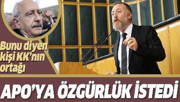 Kandil'in sözcüsü HDP'li Sezai Temelli: Öcalan'a tecrit kalksın