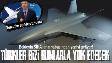 Son dakika: Yunan spikerde Milli Muharip Uçak korkusu: Türkler hava savunmamızı bunlarla yok edecekler