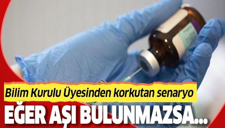 Bilim Kurulu Üyesi Prof. Dr. Zeliha Koçak Tufan'dan korkutan açıklama: Eğer aşı bulunmazsa 2021'de de görülecek!