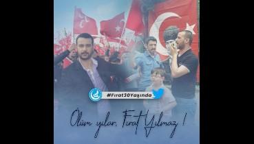 Terörist Selahattin Demirtaş'çılarca şehit edilen Fırat Çakıroğlu 30 Yaşında