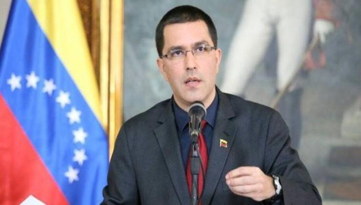 """Venezuela'dan flaş darbe girişimi açıklaması: """"ABD'de planlandı""""."""