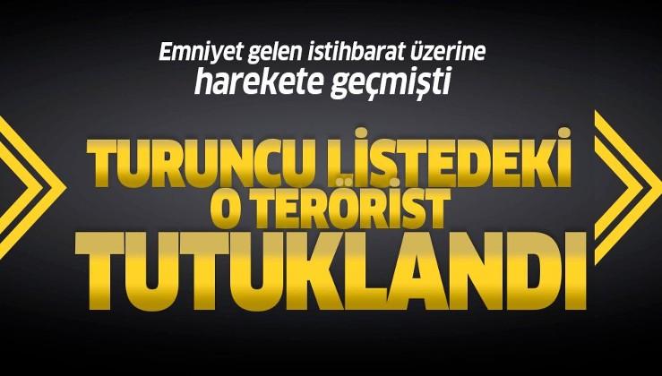 Son dakika: 'Turuncu Kategori'deki El-Kaide üyesi Mevlüt Cüşkün tutuklandı.
