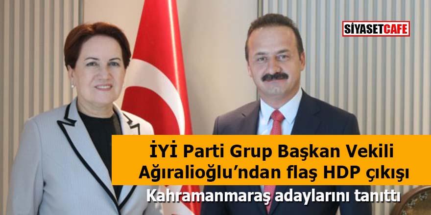 """İyi Parti'den AÇILIM: """"HDP'YE OY VERENLER KARDEŞİMİZ! HDP'LİYE PKK'LI DEMEYECEĞİZ"""""""