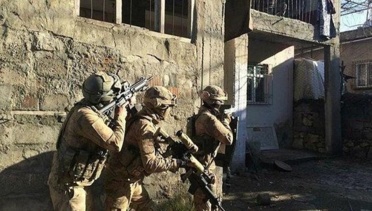 PKK operasyonu: 16 gözaltı!.