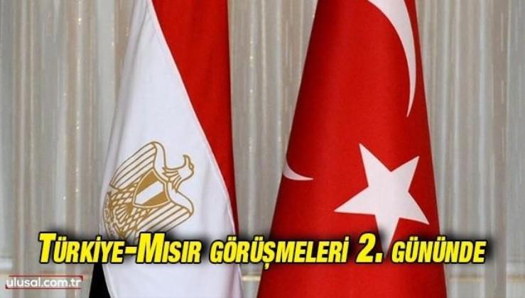 Türkiye-Mısır görüşmeleri 2. gününde